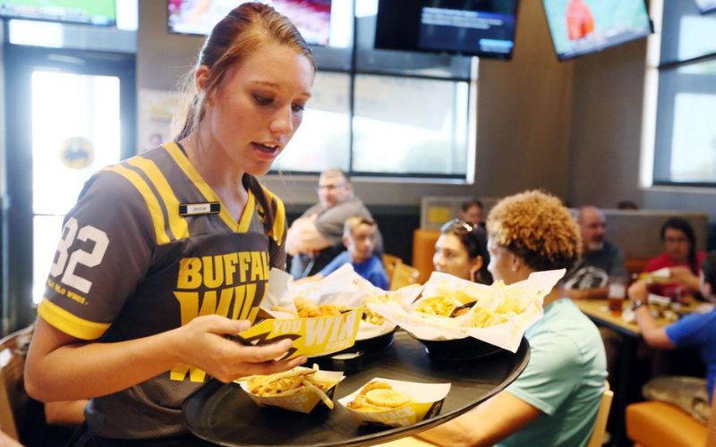the buffalo wild wings interview questions ans