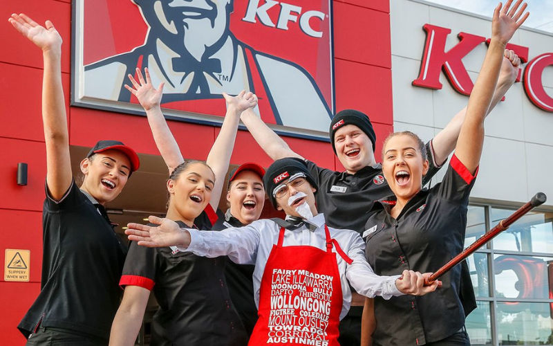 the kfc interview question