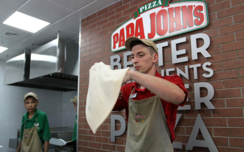 the papa johns interview questions