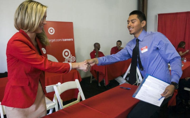 the target interview question guide