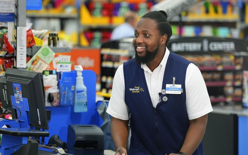 walmart cashier interview question tips