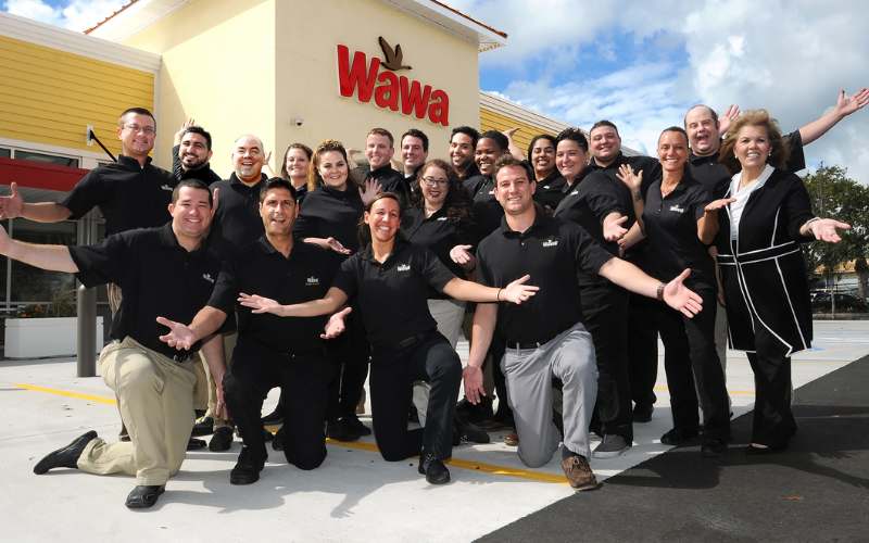 wawa interview question guide