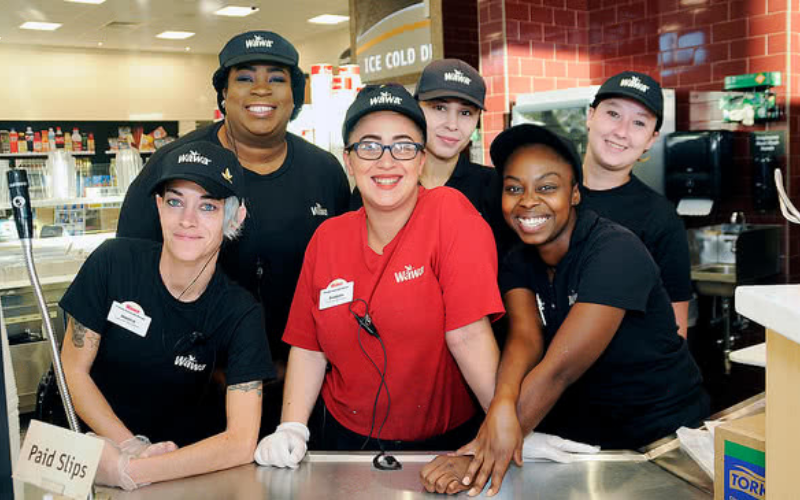 wawa interview questions tips