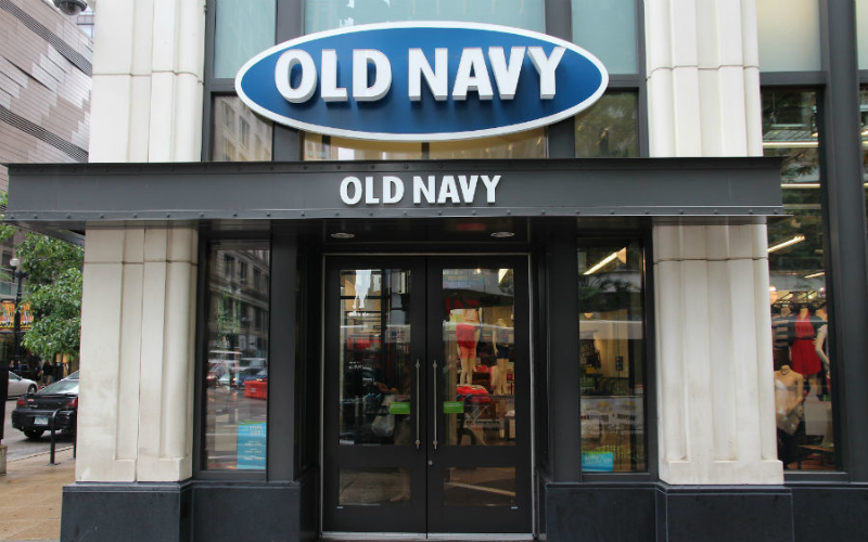 Different job opportunities at Old Navy