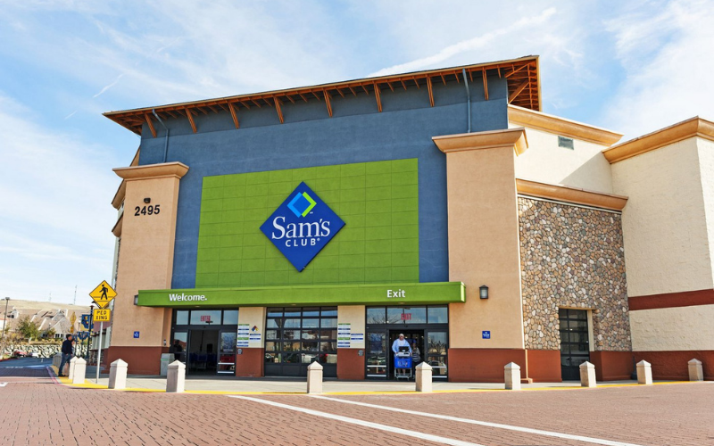 Growth Opportunity in Career at Sam's Club