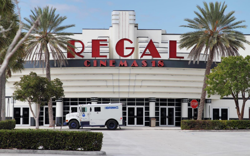 Job Opportunities Offered by Regal Cinemas