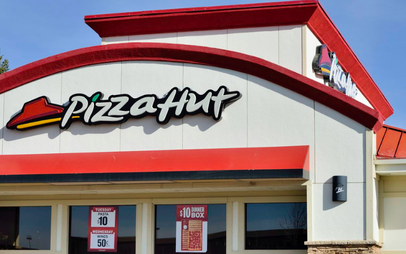 Job opportunities at Pizza Hut