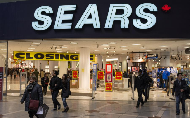 Job opportunities at Sears