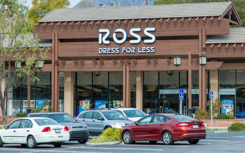 Jobs Opportunities offered at Ross Dress for Less