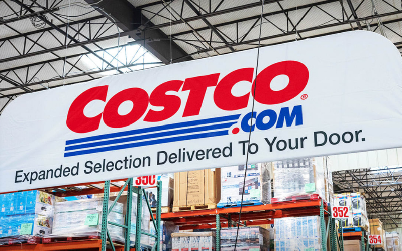 The online job application process for Costco