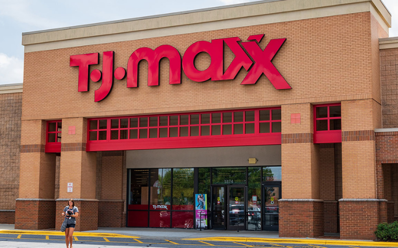 Vacant positions in T.J.Maxx