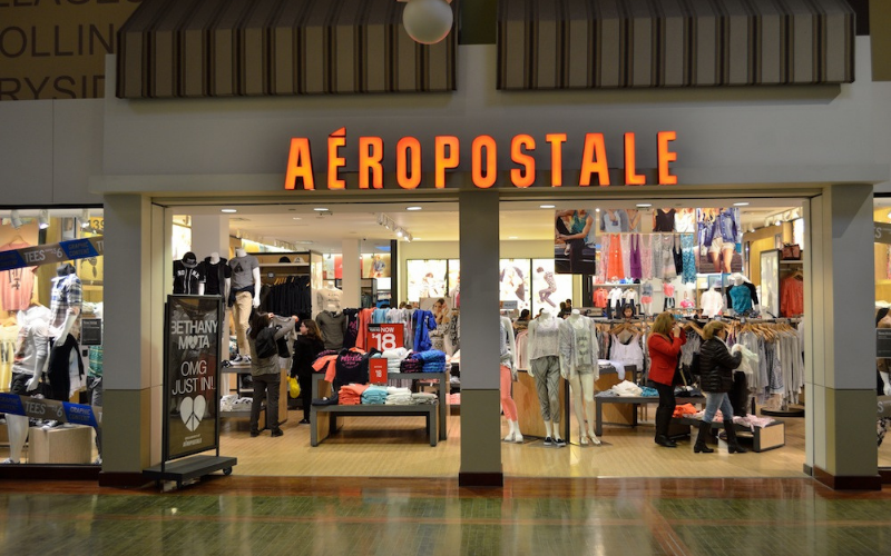 aeropostale interview questions