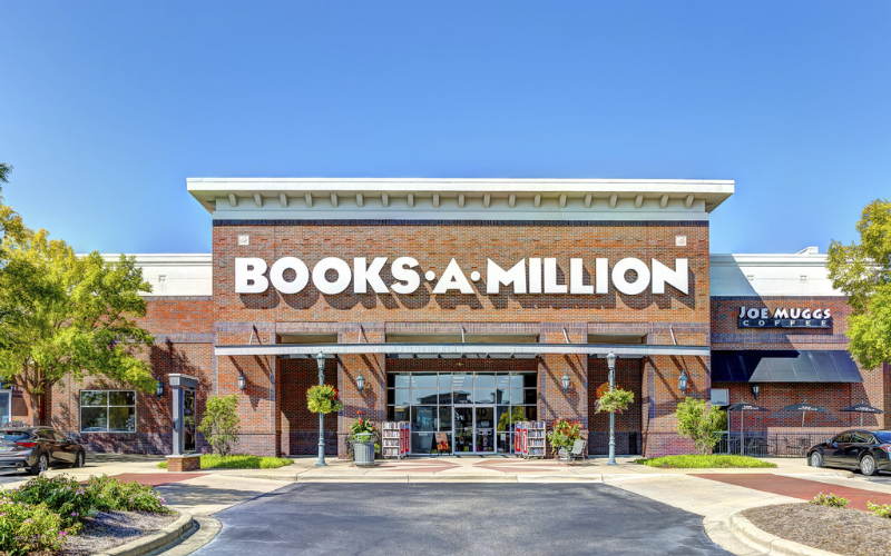 books a million application