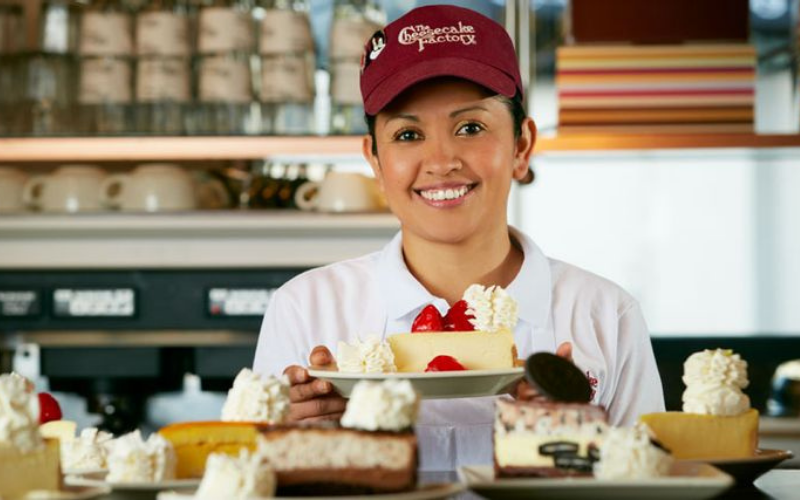 cheesecake factory interview question guide