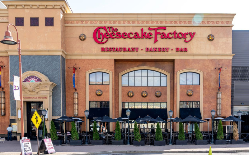 cheesecake factory interview questions