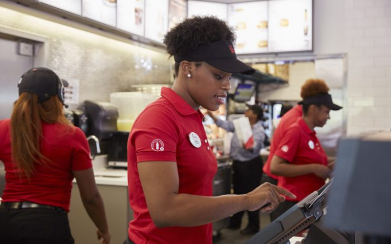 chick fil a application tips