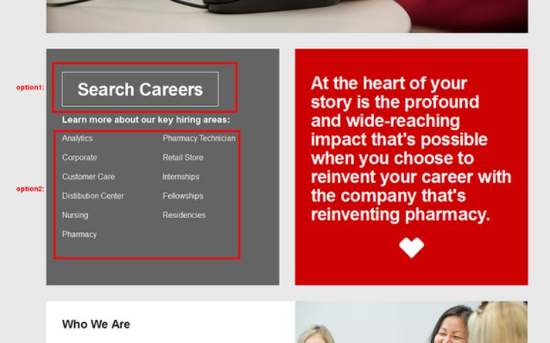 cvs pharmacy application guide