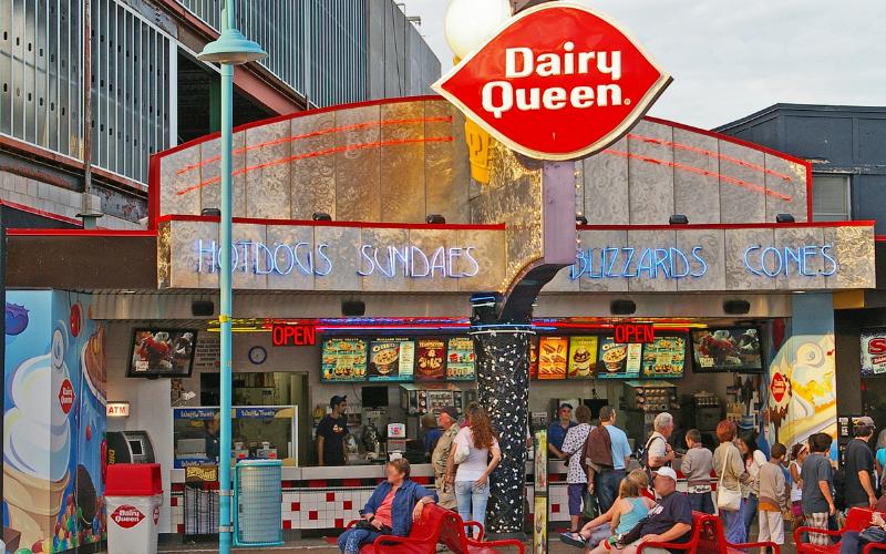 dairy queen interview questions