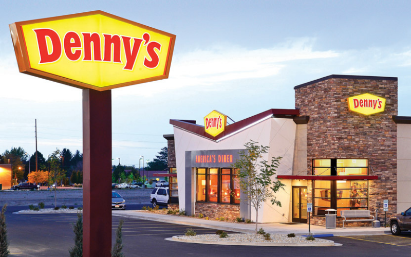 dennys application