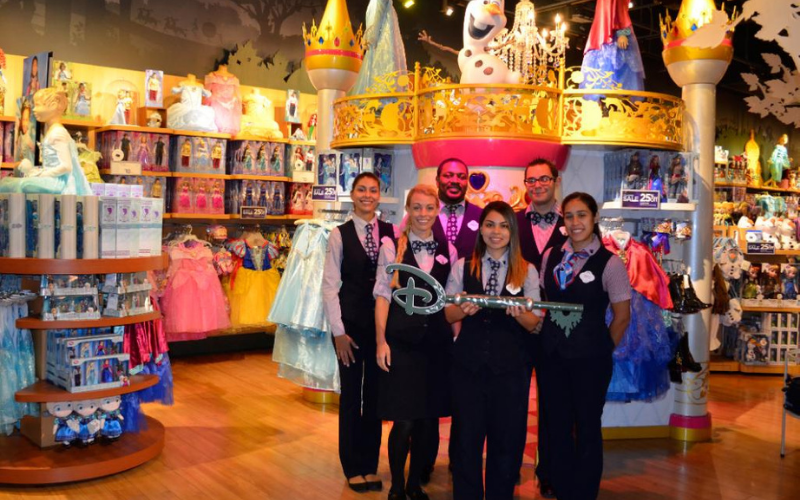 disney store interview question tip