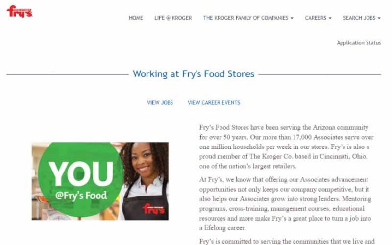 frys food application tips
