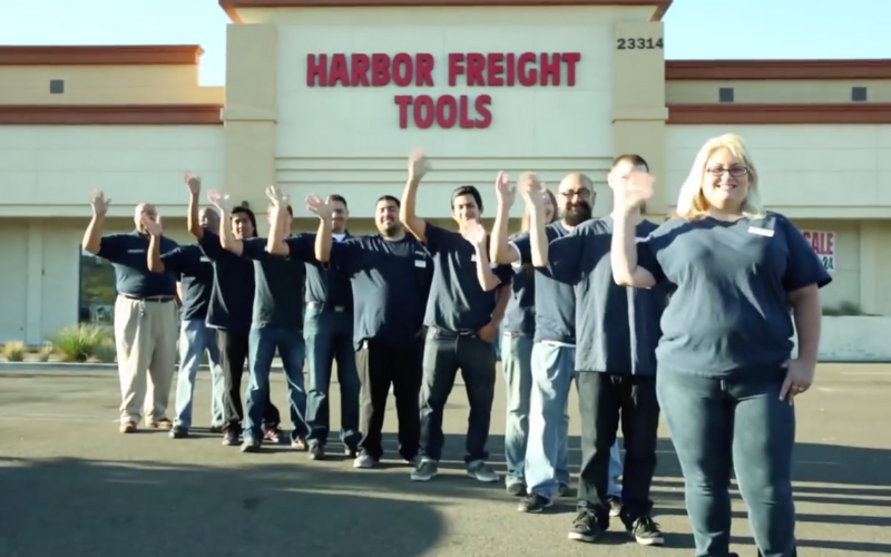 harbor freight application guide