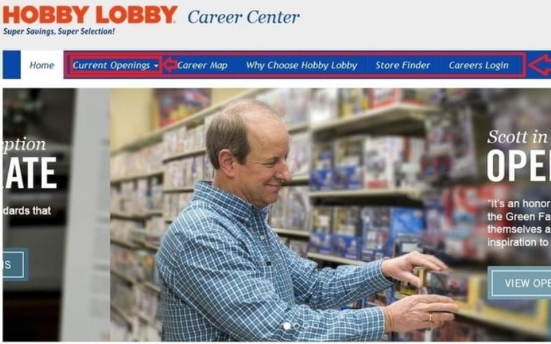 hobby lobby application guide