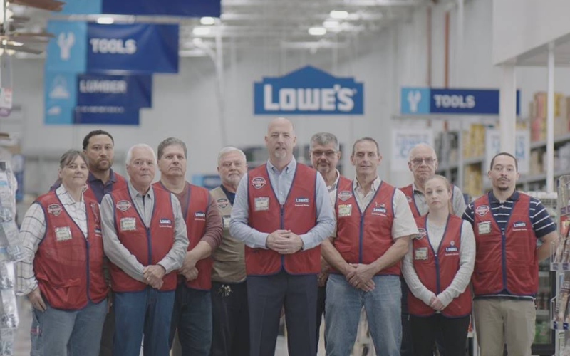 lowes application tip