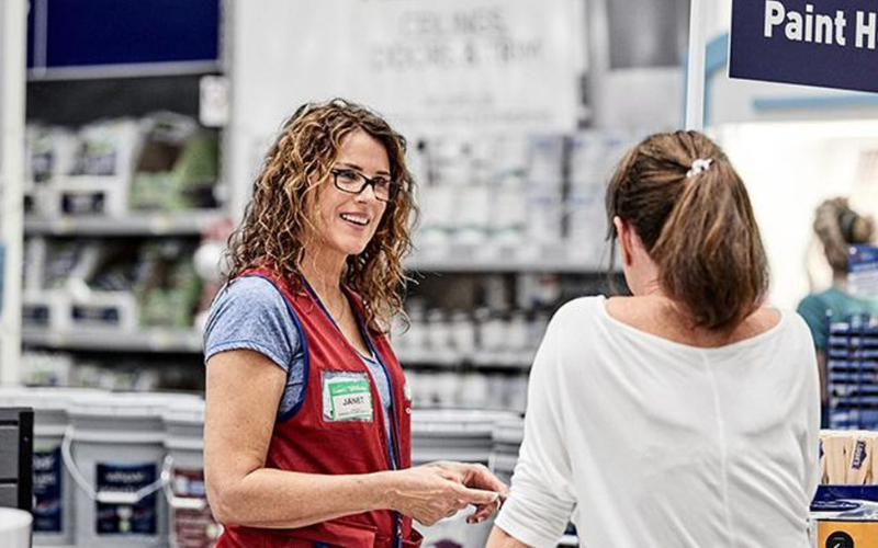lowes application tips