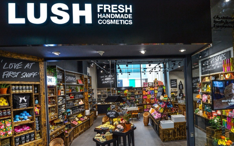 lush interview questions