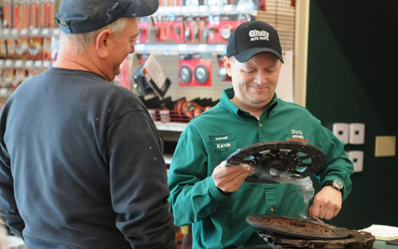 oreilly auto parts application tips