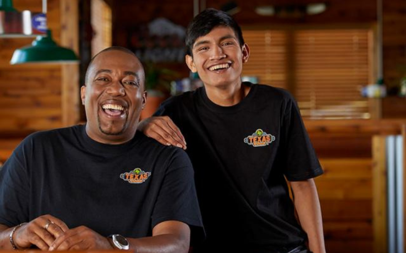 texas roadhouse interview question