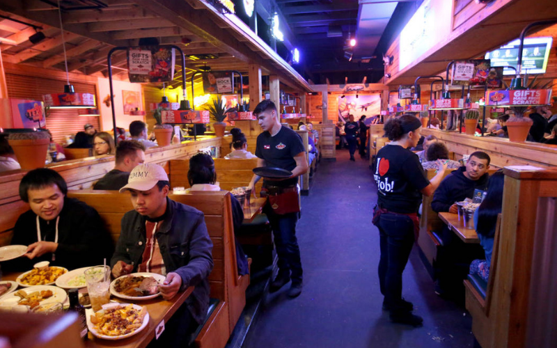 texas roadhouse interview questions tip