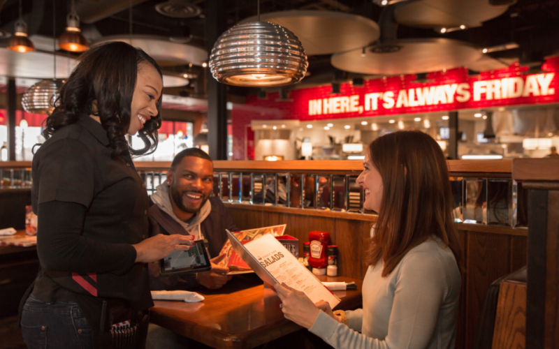 tgi fridays interview questions guide
