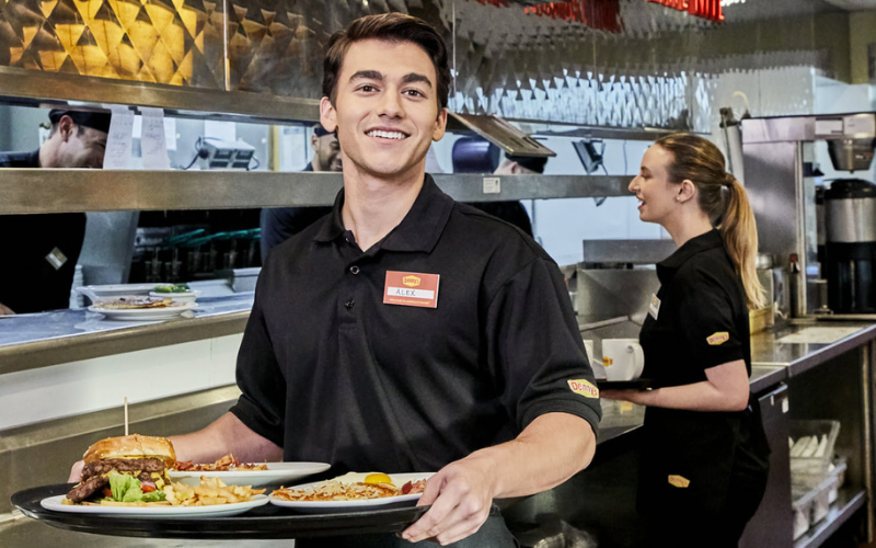 the dennys application guide