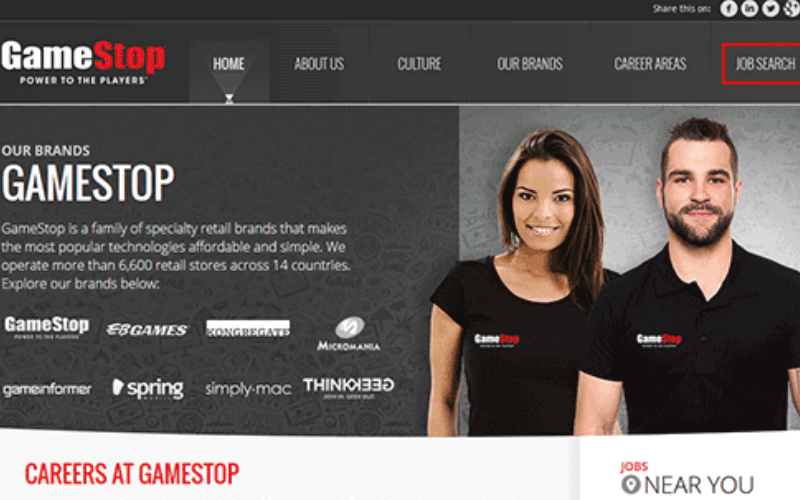 the gamestop application tips