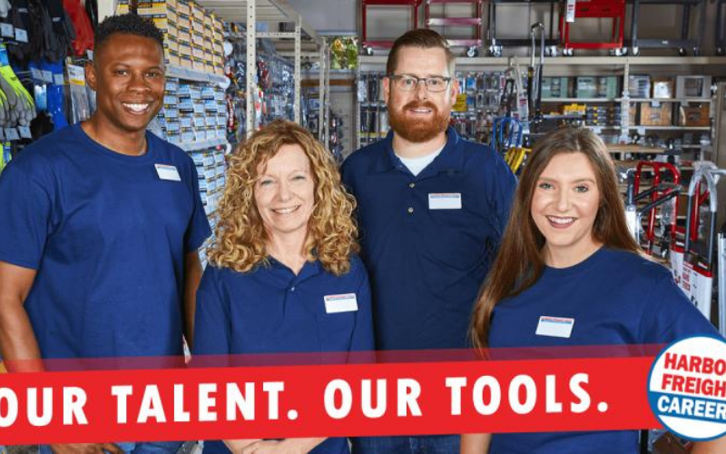 the harbor freight application
