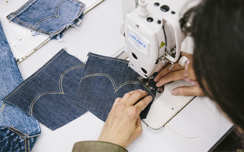 the levi strauss interview question