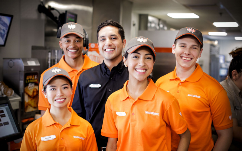 the whataburger interview questions tip
