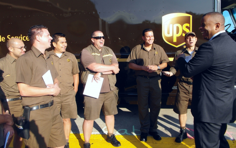 ups application guide