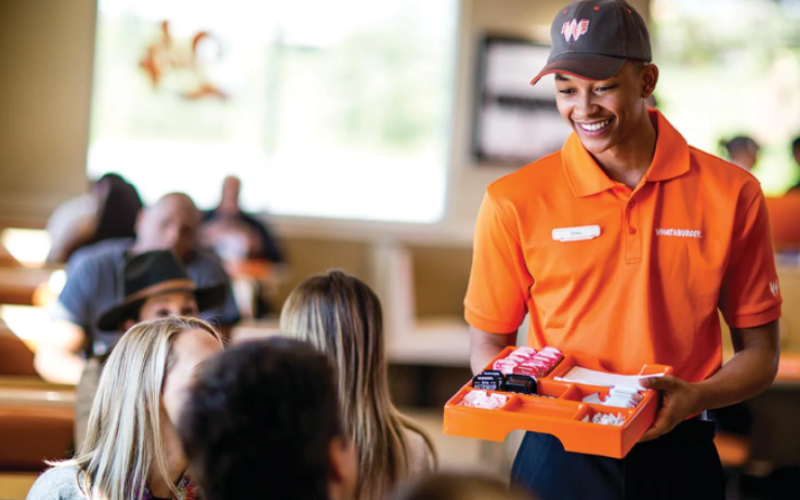 whataburger interview questions tip