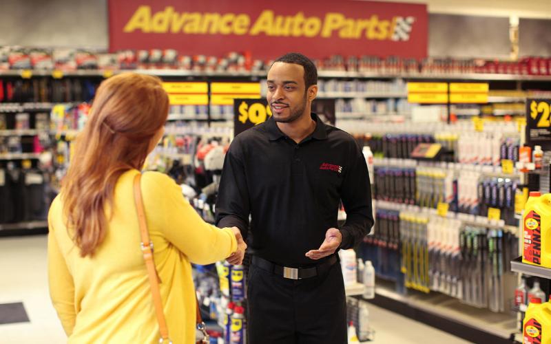 advance auto parts application tips
