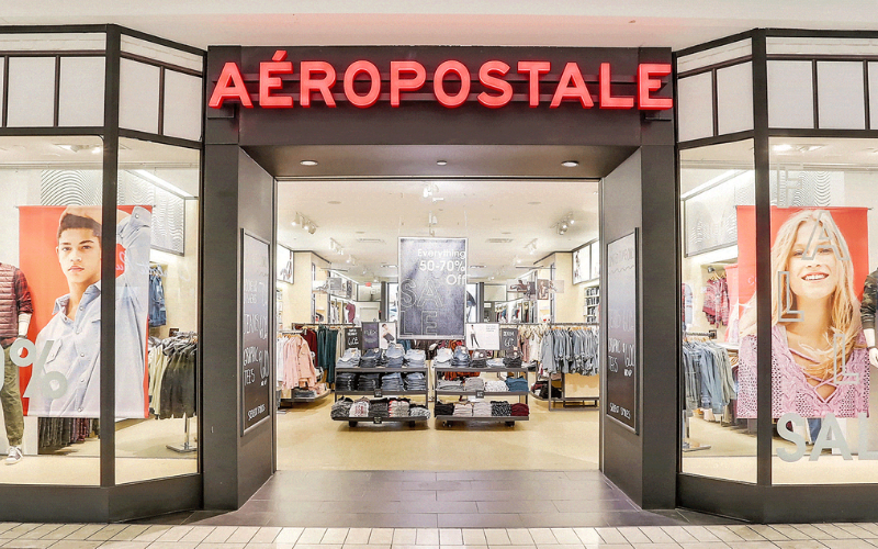 aeropostale application