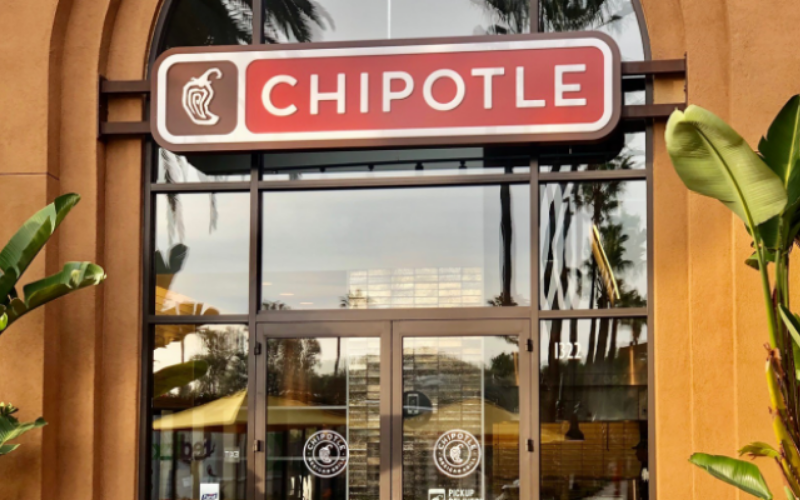 chipotle mexican grill application