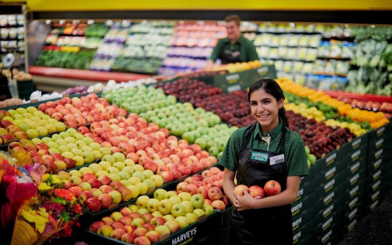harveys supermarket application guide