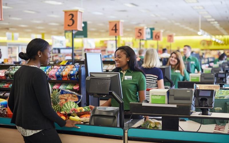 harveys supermarket application tip