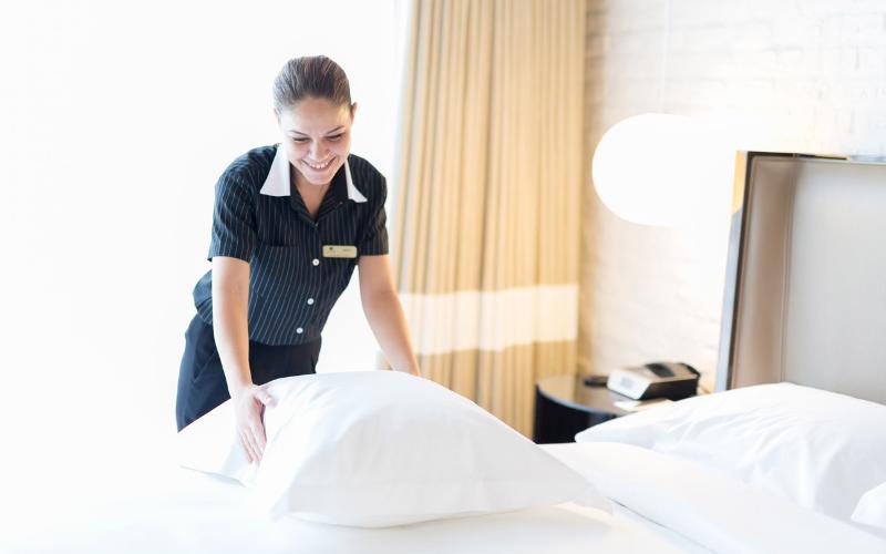 hilton hotels application tips