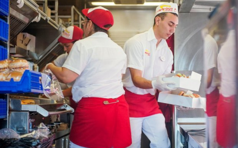 in n out burger application tip