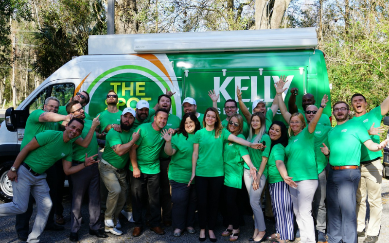 kelly services application