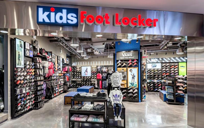 kids footlocker application